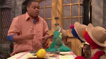 Sesame Street-o-saurus