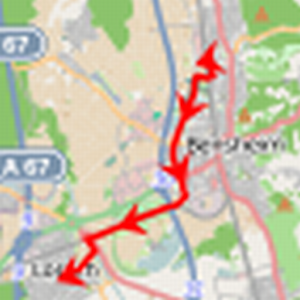 BRouter Offline Navigation 交通運輸 App LOGO-APP試玩