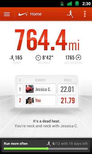 Nike+ Running APK v1.2.0