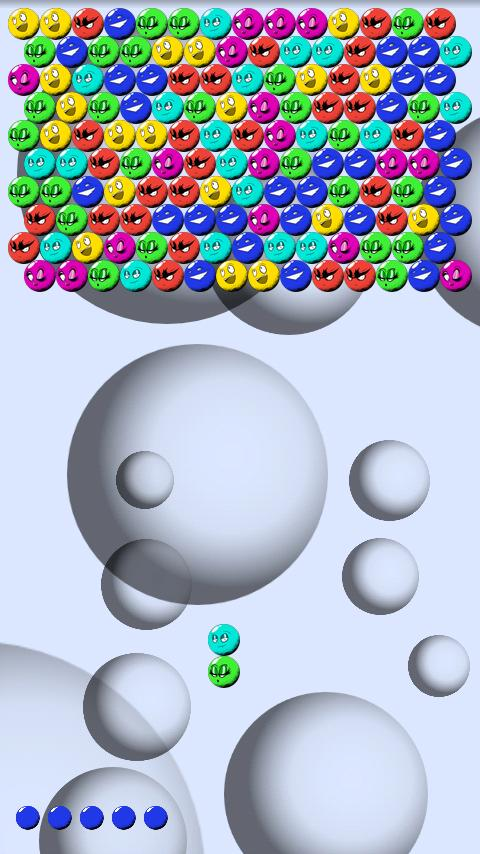 Bubble Shooter Pro Beta - screenshot