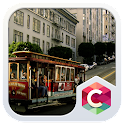 Street Car City Theme HD icon