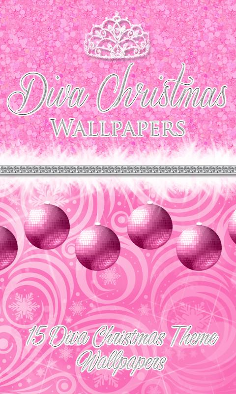 diva christmas wallpaper pack android apps on google play