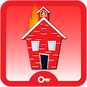 Escape From House on Fire icon