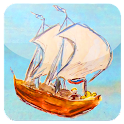 Interactive story: Flying ship icon