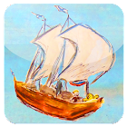 Flying ship icon