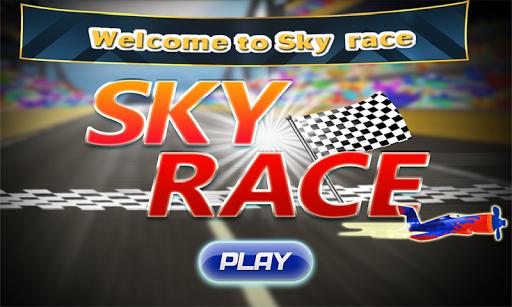 Sky Race - English