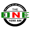 1690AM The ONE logo