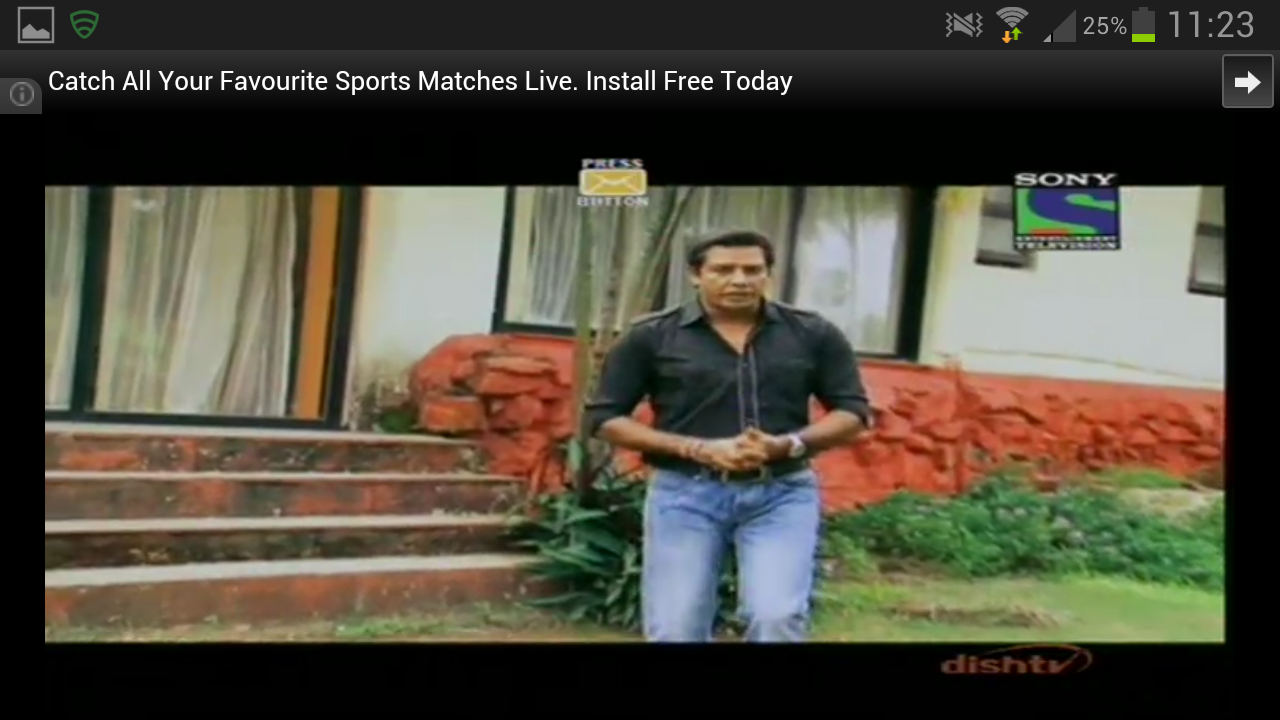 ICC T20 2014.IndiTV Sports - screenshot