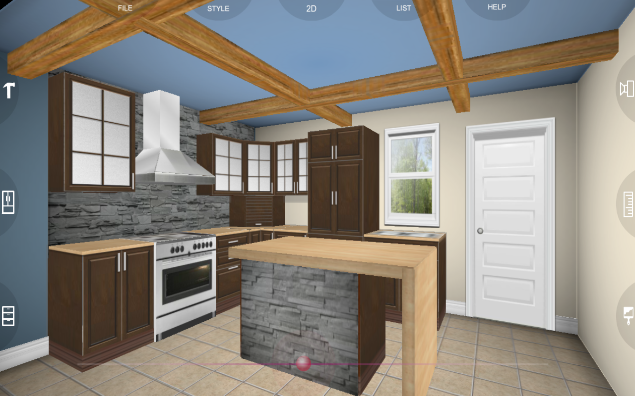 eurostyle kitchen planner 3d screenshot. Interior Design Ideas. Home Design Ideas