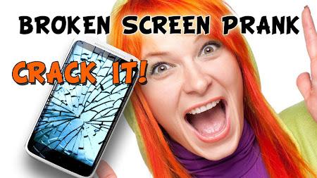Broken Screen Prank - Crack it 1.0 screenshot 12684