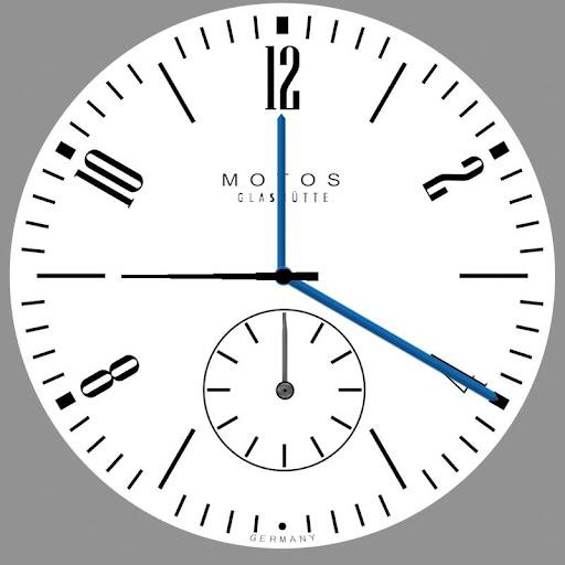 Motos White Facepak for Wear