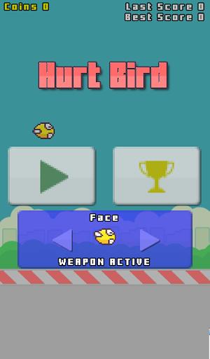 Hurt Bird - Armed Dangerous