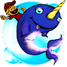 Super Narwhal Boy icon