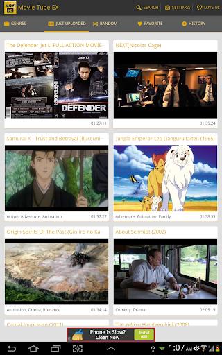 【免費媒體與影片App】Movie Tube EX-APP點子