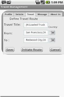 Vehicle Travel Management-Free- screenshot thumbnail