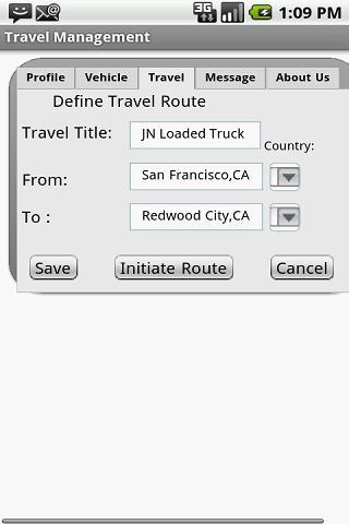 Vehicle Travel Management-Free- screenshot
