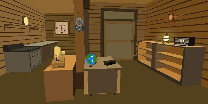 EscapeGame N31 - Mystery Shack- screenshot
