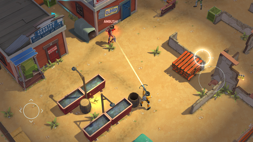 Space Marshals para Android