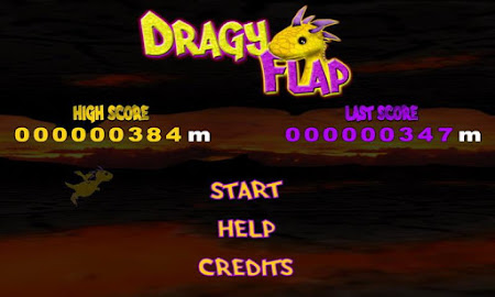Flappy Dragon Free 1.1 screenshot 21499