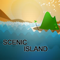 Scenic Island Live Wallpaper icon