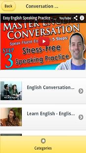 玩媒體與影片App|Conversation English Video免費|APP試玩