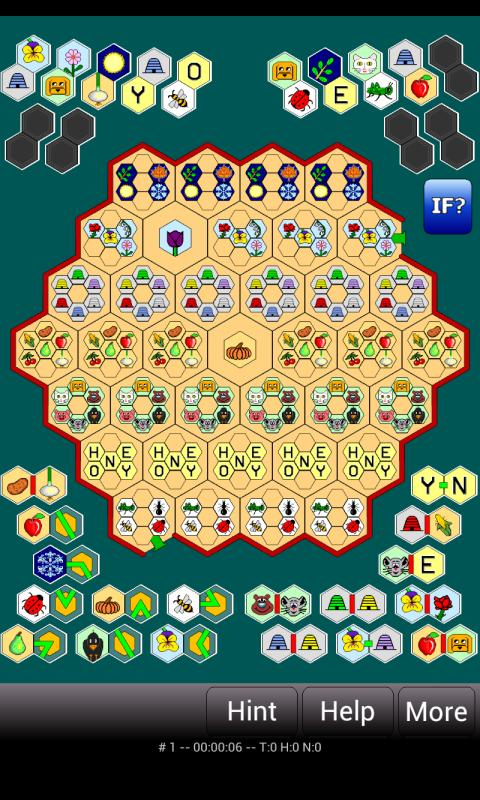 Honeycomb Hotel Free screenshot #5