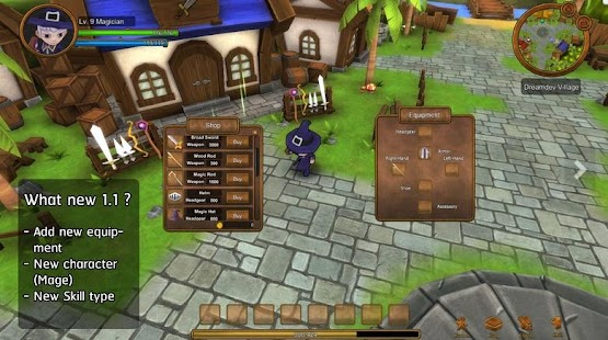 Download Fantasy RPG World Online Mod Apk v1.3 (Unlimited Money)