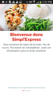 Weight Watchers Simpl'Express - screenshot thumbnail