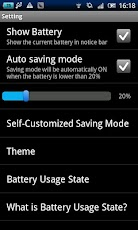 One Touch Battery Saver Pro 2.7 for Android apk