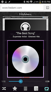 Music Player (Remix) - Trial- screenshot thumbnail