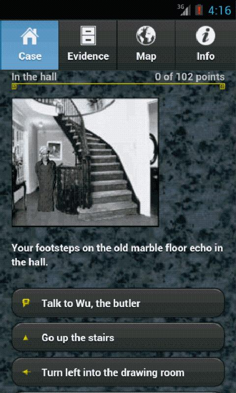 Murder without Escape- screenshot