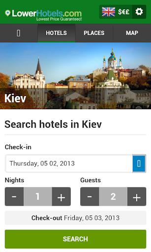 Kiev Hotels