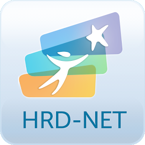 고용노동부 HRD-Net 훈련생 출결관리 아이콘