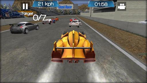 Sports Car Track Racing 3D