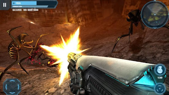 Combat Trigger: Modern Dead 3D - screenshot thumbnail