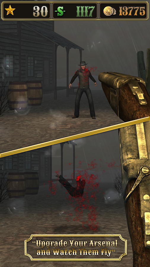 Bounty Hunt: Western Duel Game- screenshot
