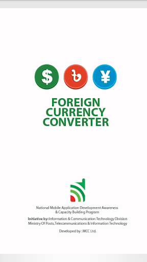 BD Foreign Currency Converter