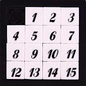 Number slide school game