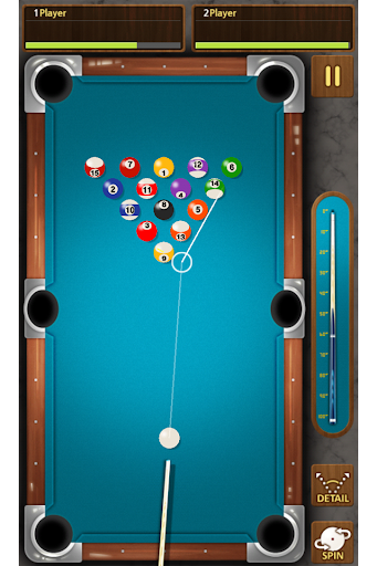 The king of Pool billiards 1.3.9 screenshots 17