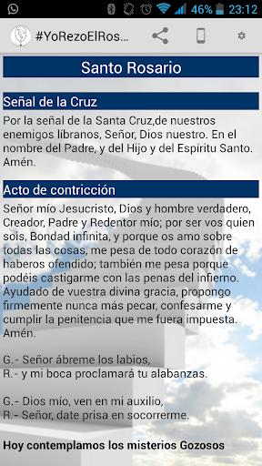 YoRezoElRosario PRO Latín