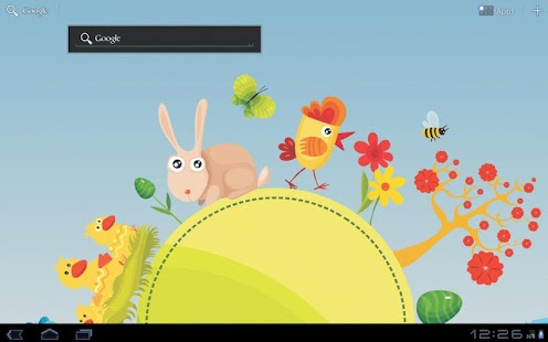 Easter Carousel Wallpaper- screenshot thumbnail