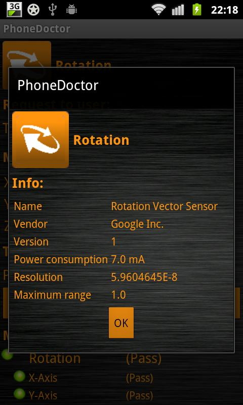 Phone Doctor - screenshot