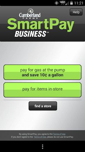 Cumberland Farms SmartPay Biz screenshot 1