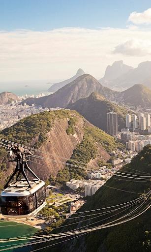 巴西的动态壁纸