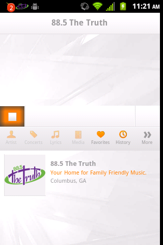 88.5 The Truth
