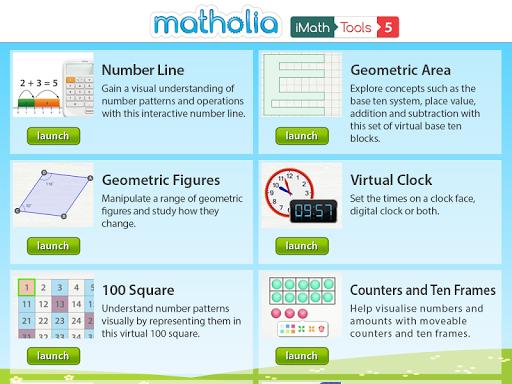 Matholia iMath Tools 5