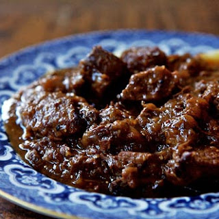 Carbonnade Beef and Beer Stew