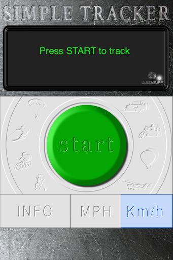 Simple Tracker