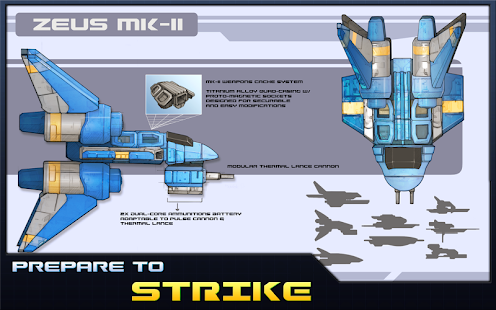 Sector Strike - screenshot thumbnail