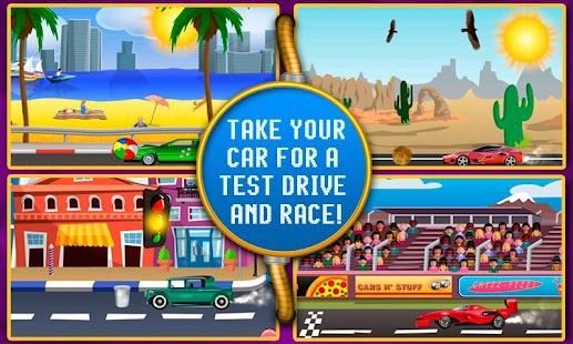 Stunt Driving Games